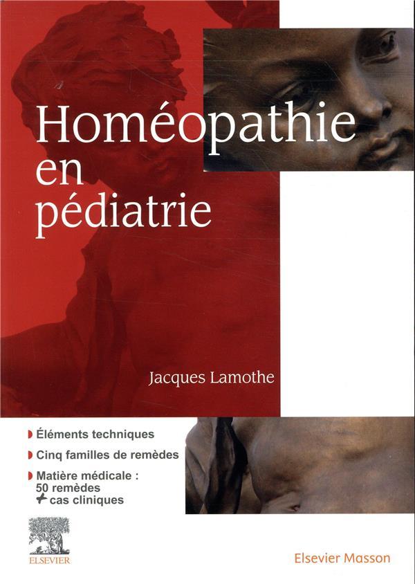 HOMEOPATHIE EN PEDIATRIE