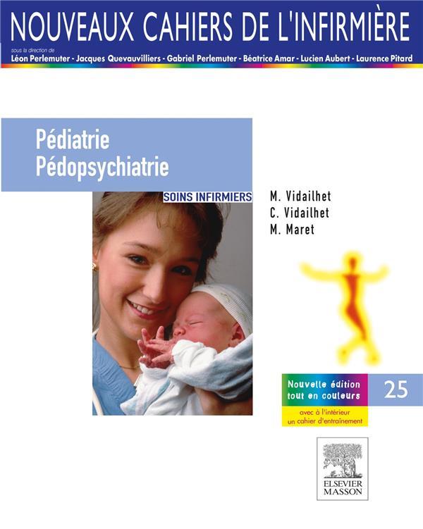 PEDIATRIE / PEDOPSYCHIATRIE - SOINS INFIRMIERS