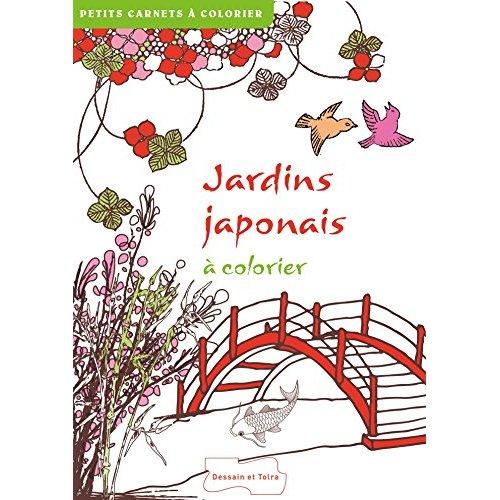 JARDINS JAPONAIS A COLORIER