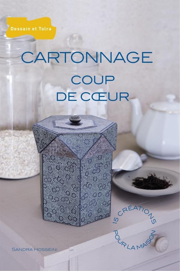 CARTONNAGE COUP DE COEUR