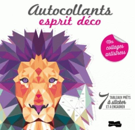 AUTO-COLLANTS ESPRIT DECO
