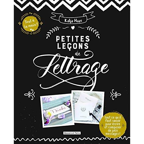 PETITES LECONS DE LETTRAGE