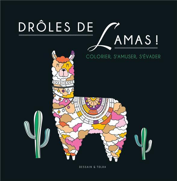 DROLES DE LAMAS !
