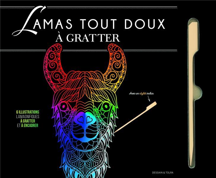 LAMAS TOUT DOUX A GRATTER