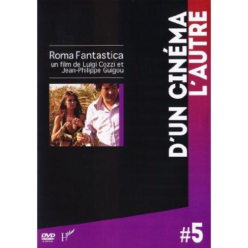DVD ROMA FANTASTICA