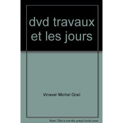 DVD TRAVAUX ET LES JOURS