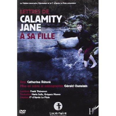 DVD LETTRES DE CALAMITY JANE A SA FILLE
