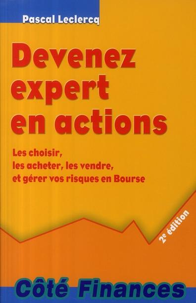 DEVENEZ EXPERT EN ACTIONS, 2EME EDITION