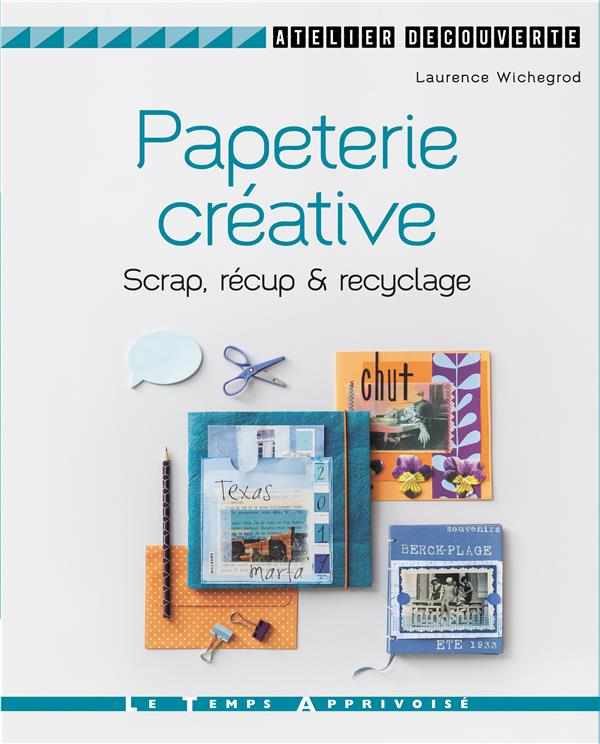 PAPETERIE CREATIVE SCRAP, RECUP' & RECYCLAGE