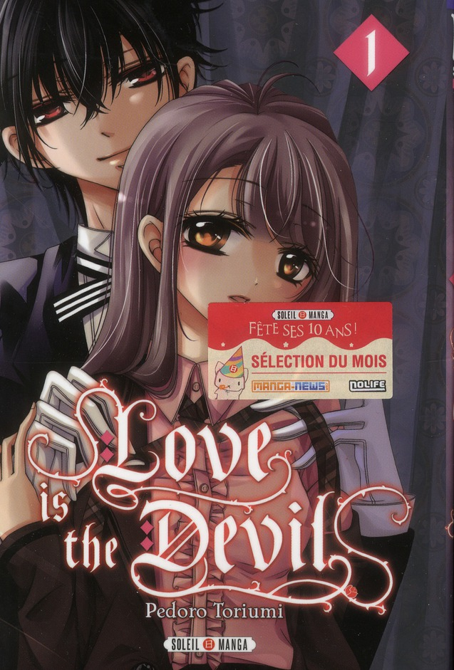 LOVE IS THE DEVIL T01