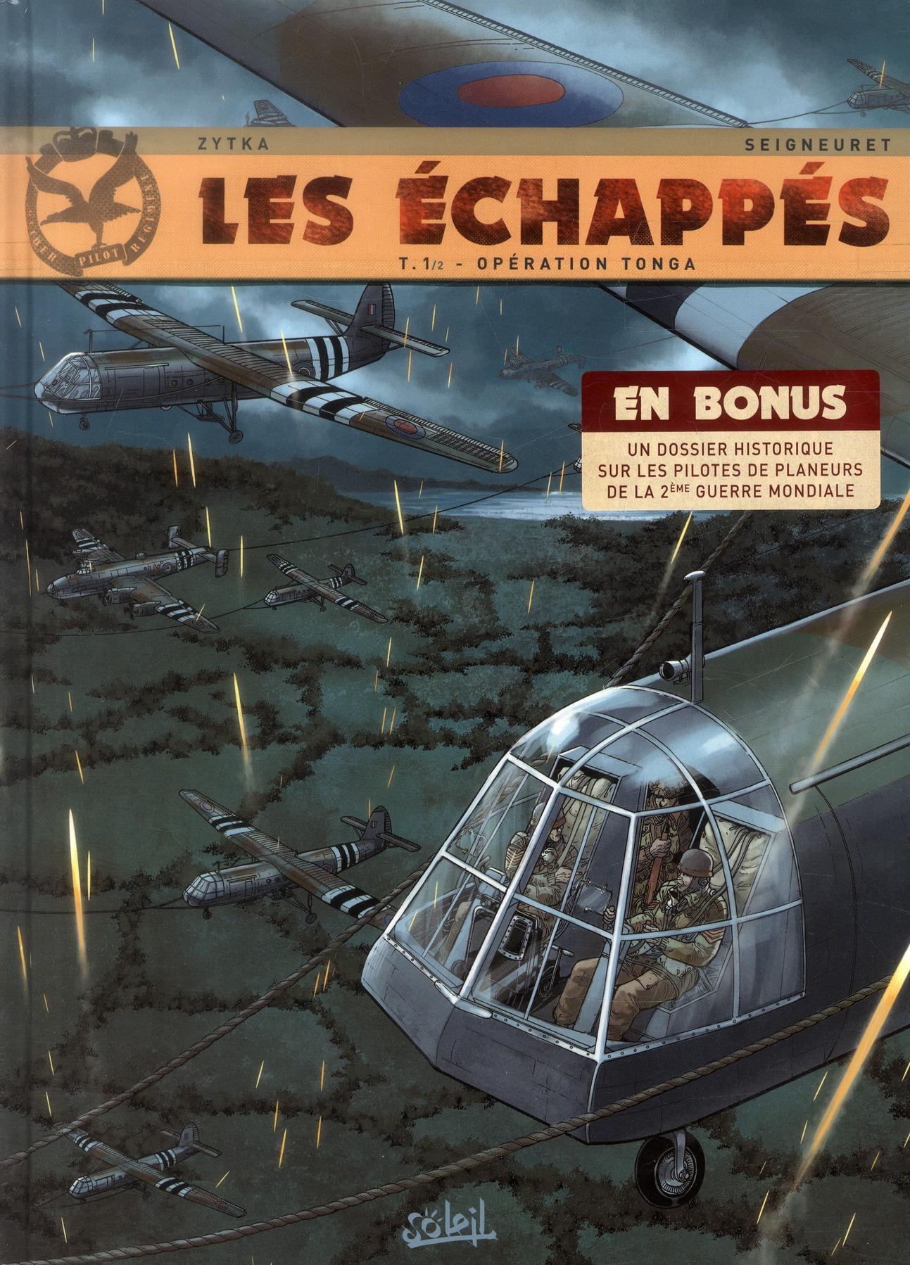 LES ECHAPPES T1 - OPERATION TONGA
