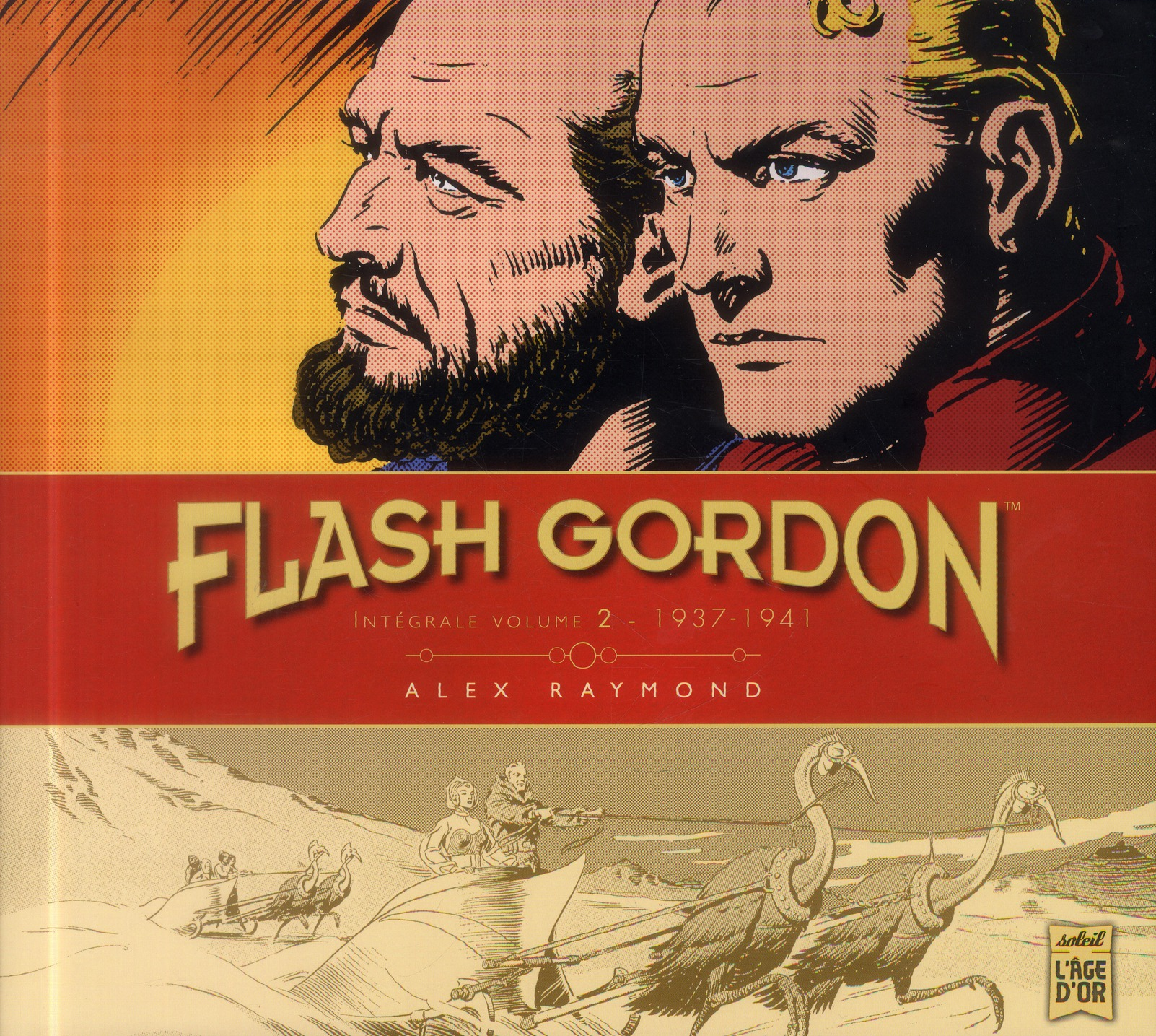 FLASH GORDON T02 - INTEGRALE 1937-1941