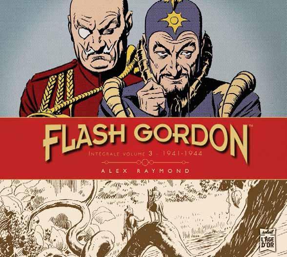 FLASH GORDON T03
