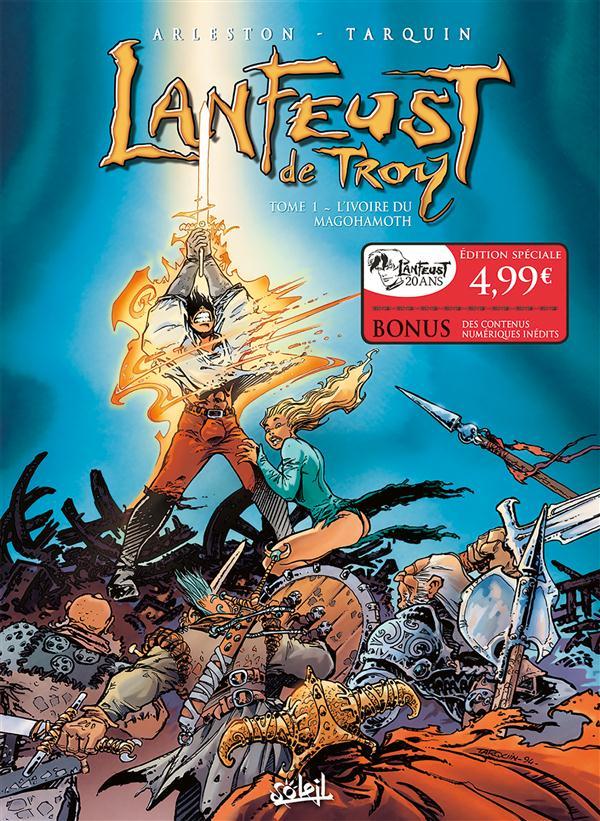 LANFEUST DE TROY T1 - OP 20 ANS