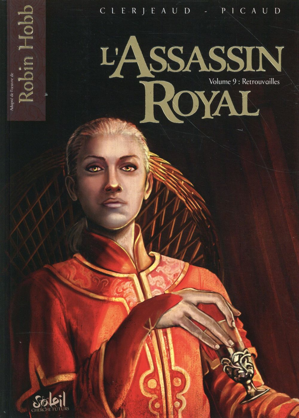 L'ASSASSIN ROYAL T9 - RETROUVAILLES