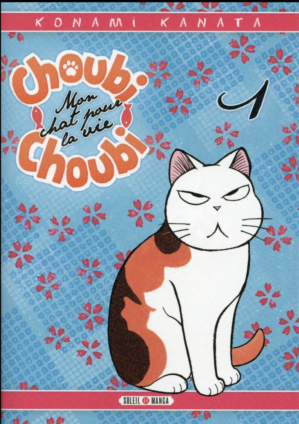 CHOUBI-CHOUBI - MON CHAT POUR LA VIE T1