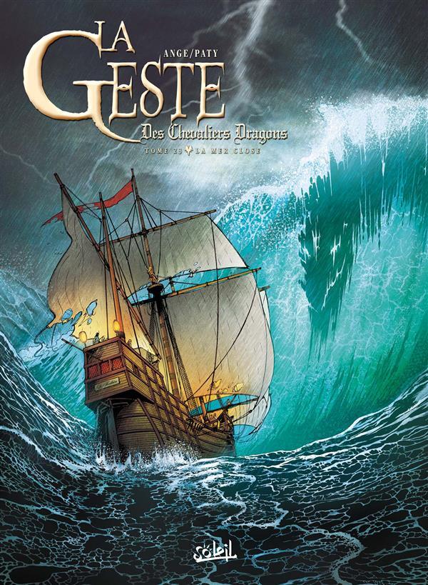 GESTE DES CHEVALIERS DRAGONS T23 - OCEANE