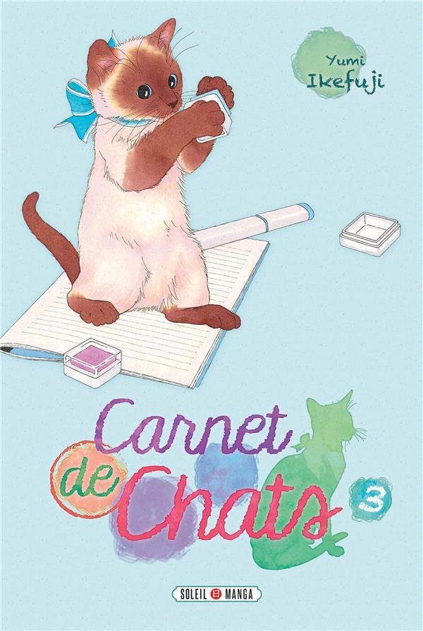 CARNET DE CHATS T03