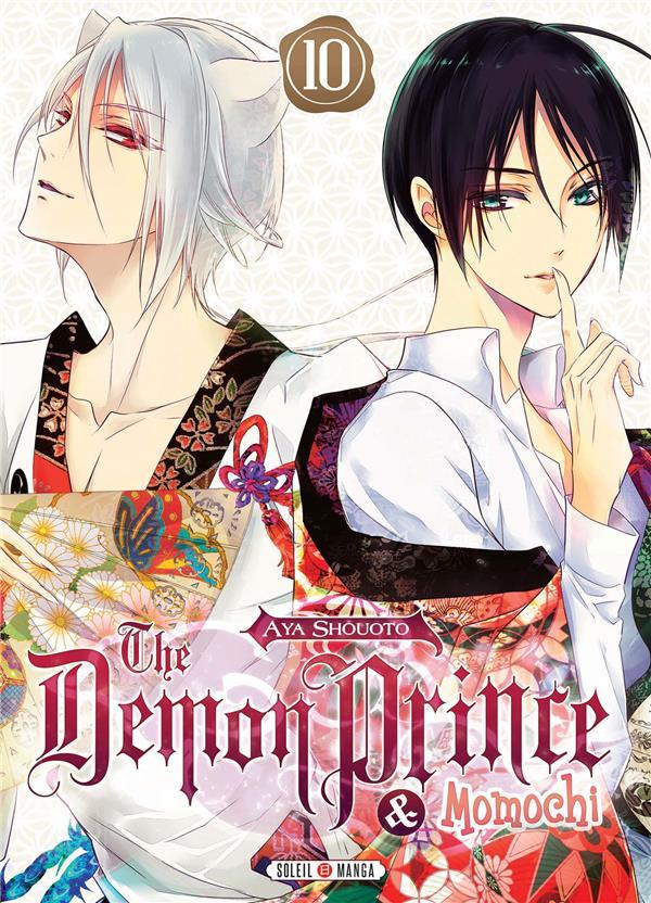 DEMON PRINCE & MOMOCHI 10