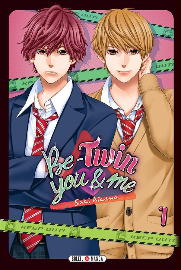 BE-TWIN YOU AND ME T1