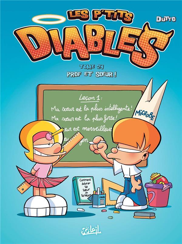 P'TITS DIABLES T24 - LES P'TITS DIABLES