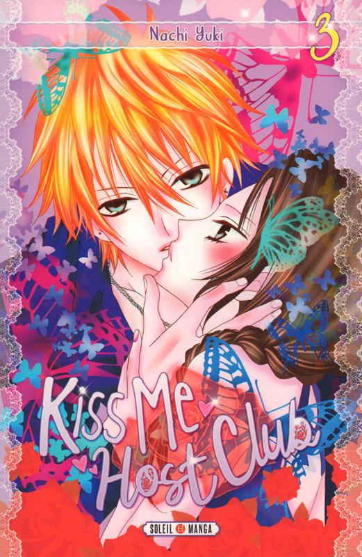 KISS ME HOST CLUB T03