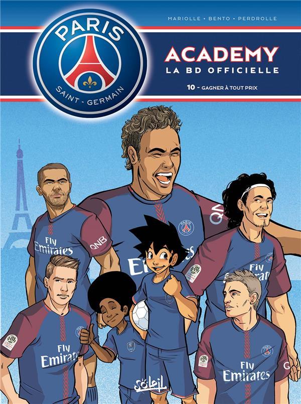 PARIS SAINT-GERMAIN ACADEMY T10