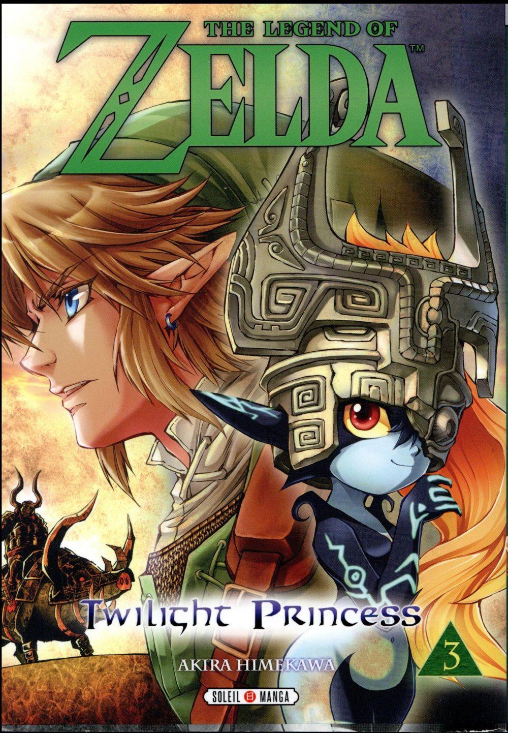 LEGEND OF ZELDA - TWILIGHT PRINCESS T03