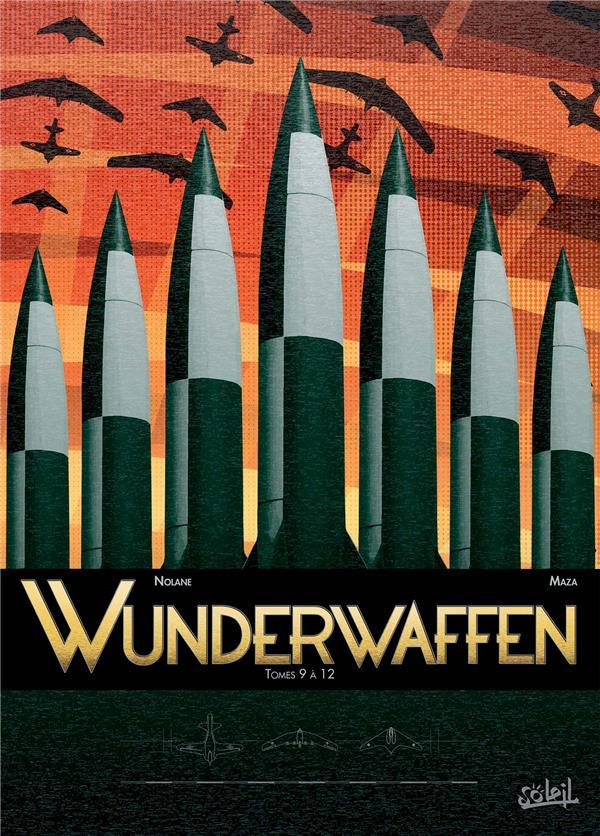WUNDERWAFFEN 12 - COFFRET T12 + CALE