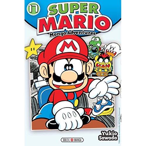 SUPER MARIO MANGA ADVENTURES 17 - T17