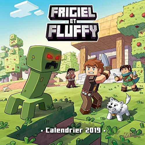 FRIGIEL ET FLUFFY - CALENDRIER 2019