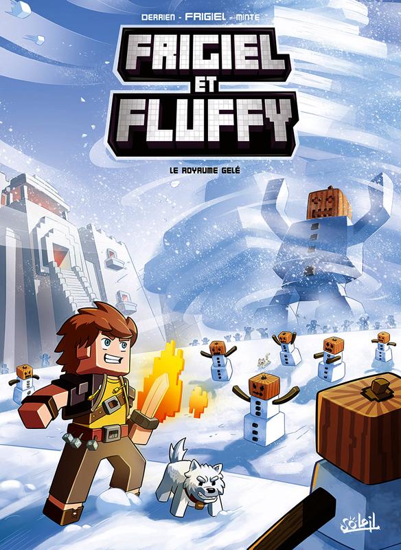 FRIGIEL ET FLUFFY 04 - T4