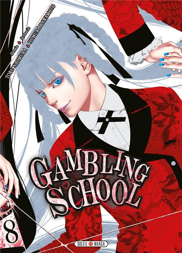 GAMBLING SCHOOL 08 - T8