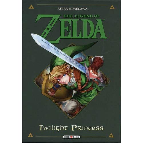 LEGEND OF ZELDA - TWILLIGHT PRINCESS 05 - COFFRET T1 A T3