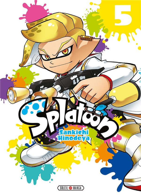 SPLATOON T05
