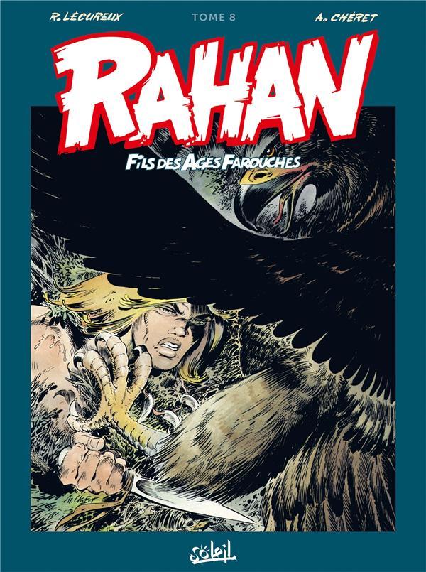 RAHAN - T08 - RAHAN L'INTEGRALE 08