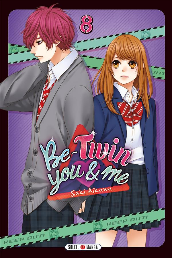 BE-TWIN YOU & ME - T08 - BE-TWIN YOU & ME 08