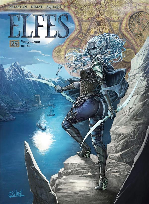 ELFES - T25 - ELFES 25 - VENGEANCE NOIRE