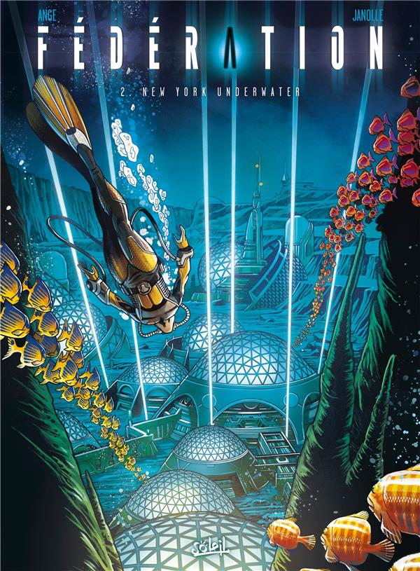 FEDERATION - T02 - FEDERATION 02 - NEW YORK UNDERWATER