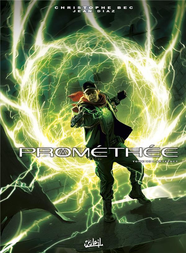 PROMETHEE - T19 - PROMETHEE 19 - ARTEFACT