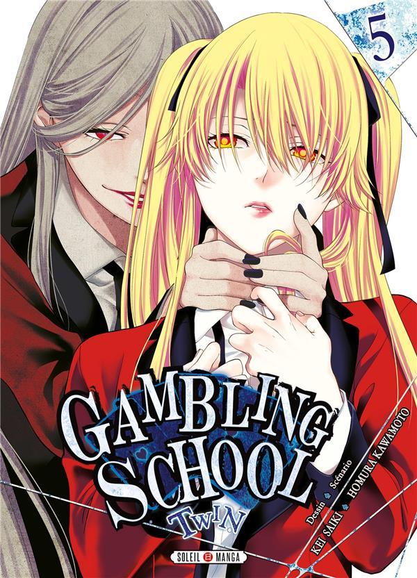 GAMBLING SCHOOL TWIN - T05 - GAMBLING SCHOOL TWIN 05