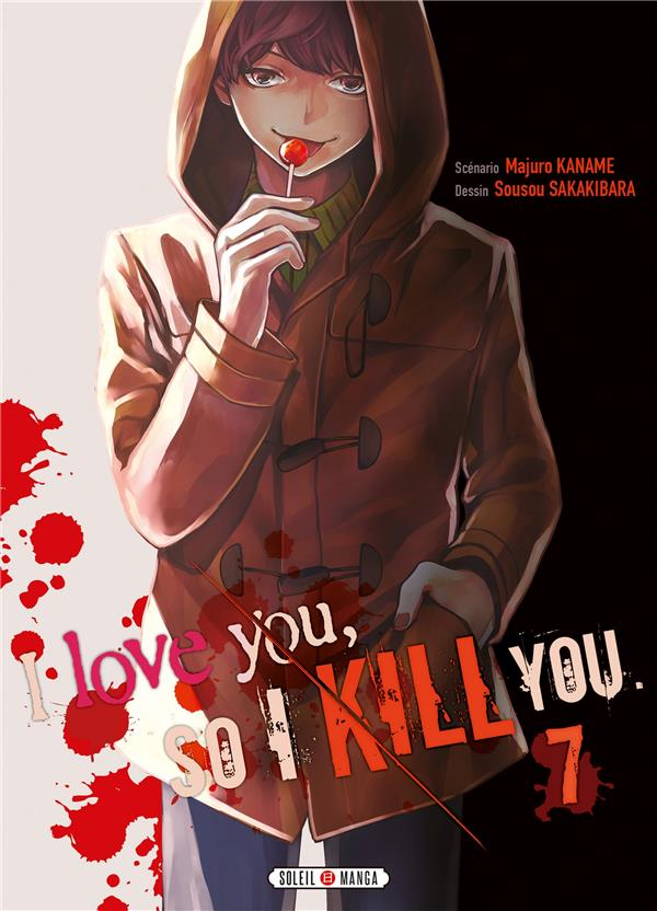 I LOVE YOU SO I KILL YOU - T07 - I LOVE YOU SO I KILL YOU 07
