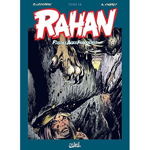 RAHAN - T18 - RAHAN L'INTEGRALE 18 NOUVELLE EDITION