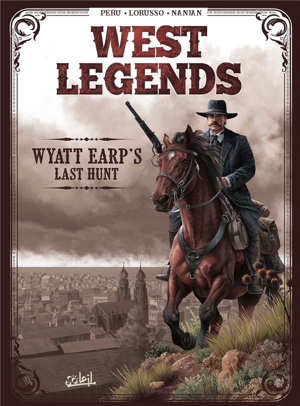 WEST LEGENDS - T01 - WEST LEGENDS 01 - WYATT EARP
