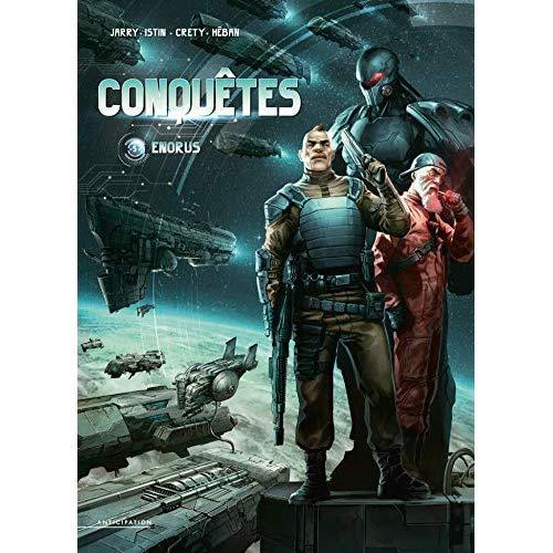 CONQUETES T05 - ENORUS