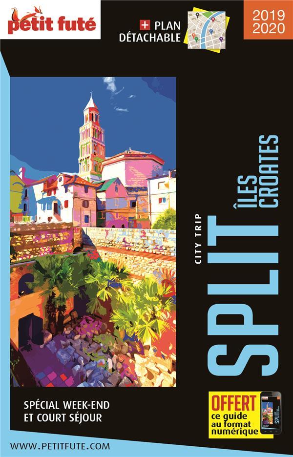 SPLIT 2019 CITY TRIP PETIT FUTE+OFFRE NUM + PLAN