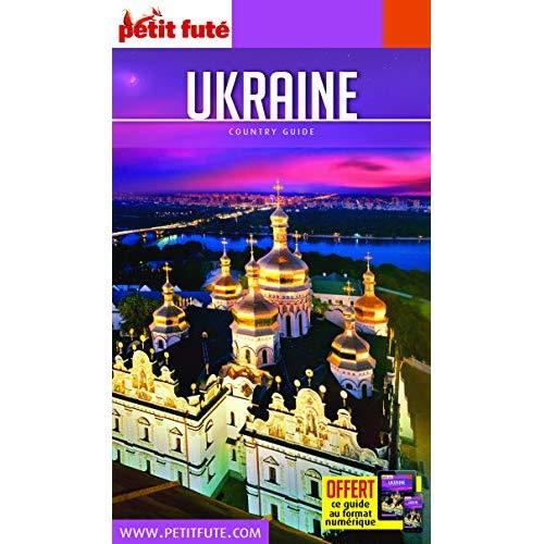 UKRAINE 2019 PETIT FUTE + OFFRE NUM