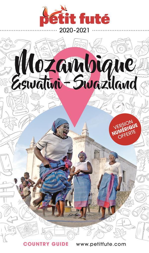 MOZAMBIQUE / SWAZILAND 2020 PETIT FUTE + OFFRE NUM