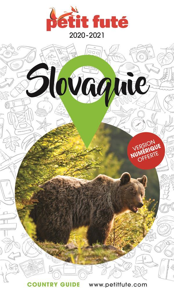 SLOVAQUIE 2020 PETIT FUTE + OFFRE NUM