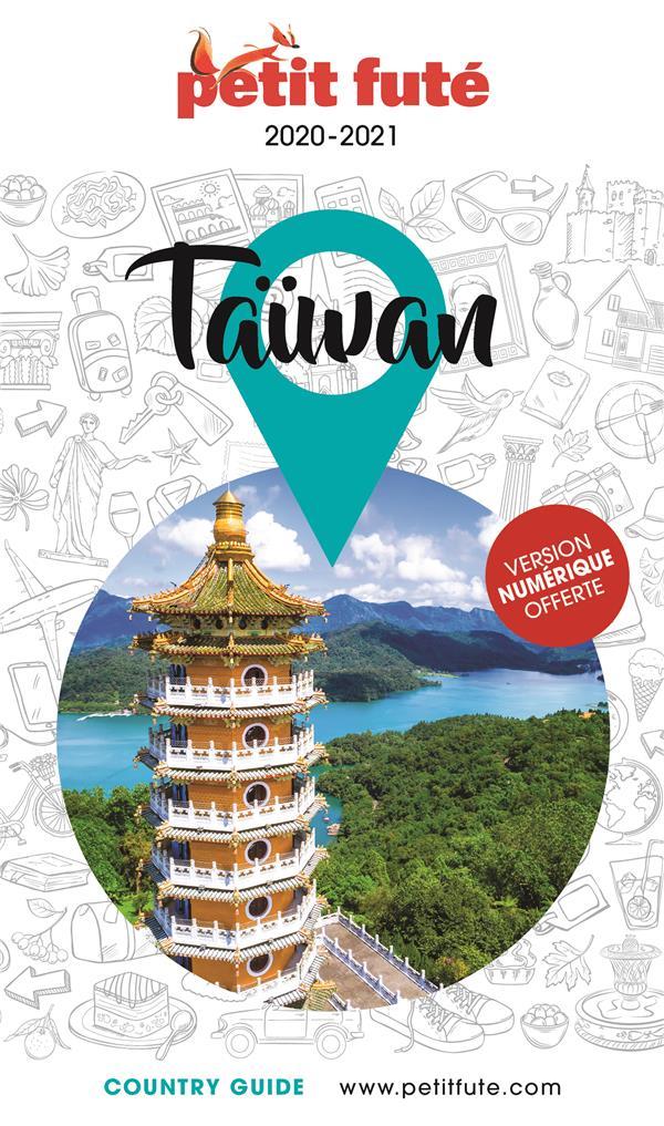 TAIWAN 2020 PETIT FUTE + OFFRE NUM